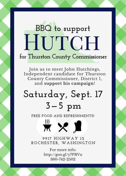 BBQ for Hutch